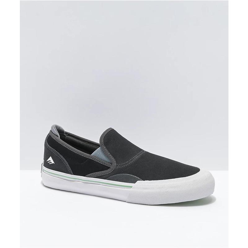 Famous skateboard brand emerica mens sports low top shoes
