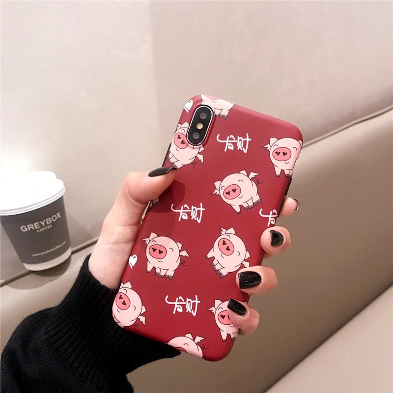 可爱手机套