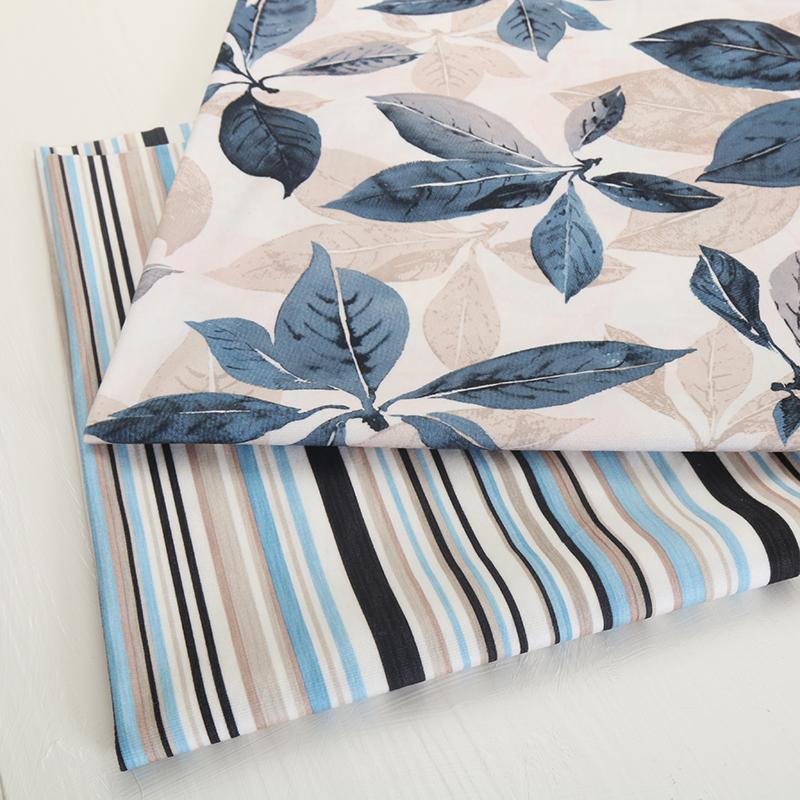 沙发布料印花绒布沙发垫套面料桌布靠枕抱枕套餐椅飘窗垫定做手工