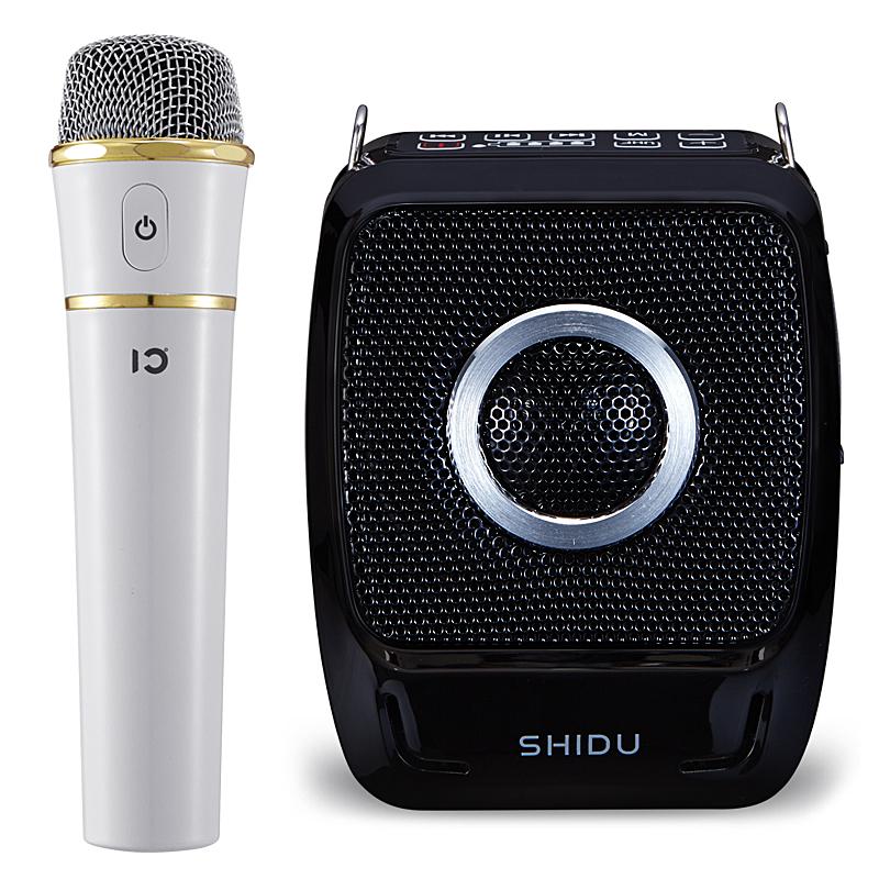 十度 S92 UHF無線擴音器雙收雙發 大功率小蜜蜂教學教師 喇叭