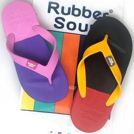 泰国进口乳胶夹板拖鞋男女夏季潮流时尚外穿防滑不臭脚橡胶人字拖