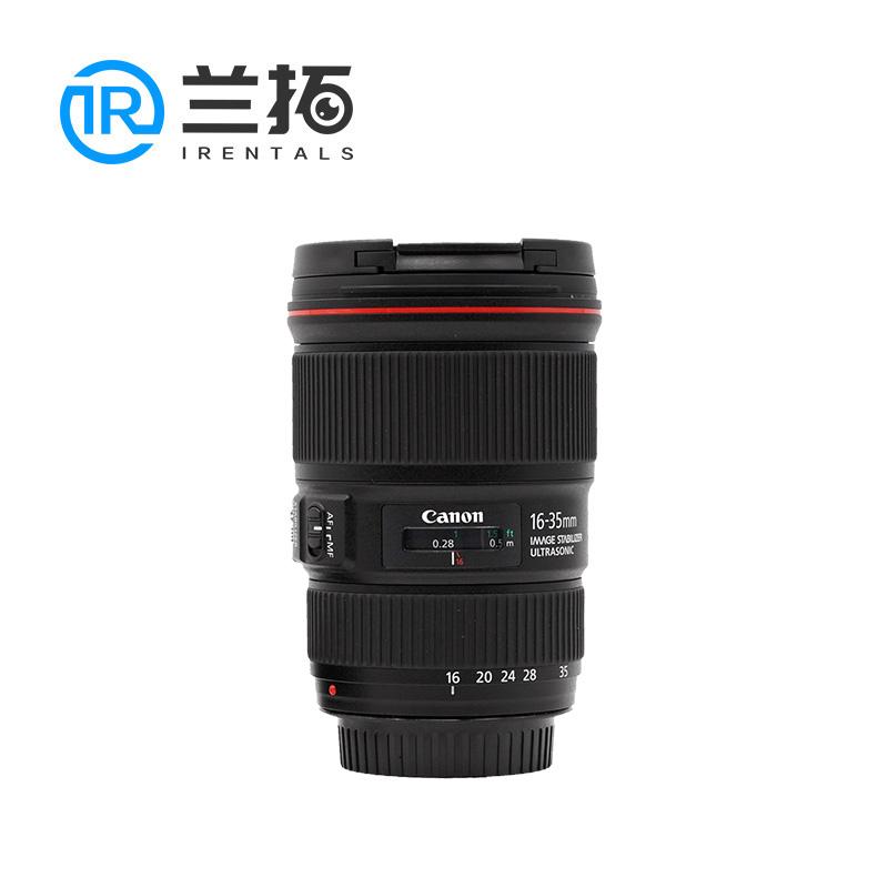 佳能ef 16-35mm f4 l出租红圈镜头