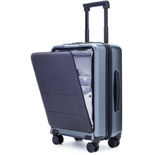 Minmi Authorized Store 90 Minutes Light Business Boarding Box Mijia Customized Front Covered Luggage Suitcase 20-inch Pull-rod Suitcase