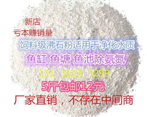 活化沸石滤料饲料级沸石粉天然沸石粉沸石吸氨石吸附氨氮活化沸石