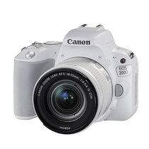 Canon Canon EOS 200D 18-55 SLR Camera entry-level Canon HD Digital travel female male student