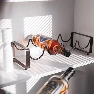 铁艺酒架置物架红酒杯架倒挂家用葡萄酒杯架多层酒柜架创意装饰架