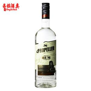 立陶宛螺旋桨珍藏白标朗姆酒 进口洋酒白朗姆PROPELLER RUM 700ml