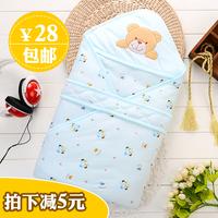 2017 новый осенью и зимой ребенок покрытый новорожденных держаться ребенок одеяла утолщённый чисто хлопок тепло покрытый