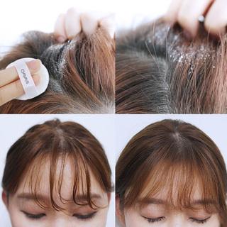 蓬蓬粉油头油腻神器免洗头发喷雾非日本蓬松粉刘海去油控油干发粉