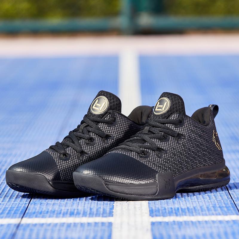 乔丹篮球鞋男高帮男鞋2018春夏季新款网面透气球鞋飞人战靴男正品