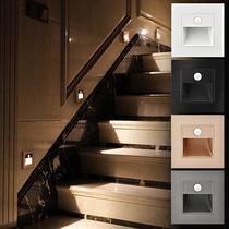 插电光控卧室床头灯宝宝喂奶灯插座节能灯带开关起夜灯LED小夜灯