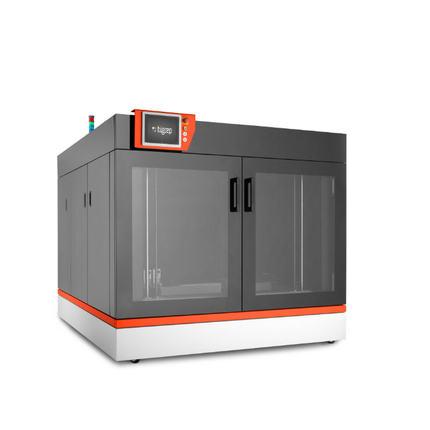 3d打印机德国Bigrep PRO热熔堆积工业级FDM双喷头超大尺寸高强度