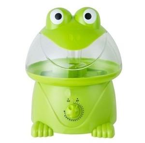 领10元券购买生活电器家用静音器大容量4L可爱卡通迷你青蛙加湿器