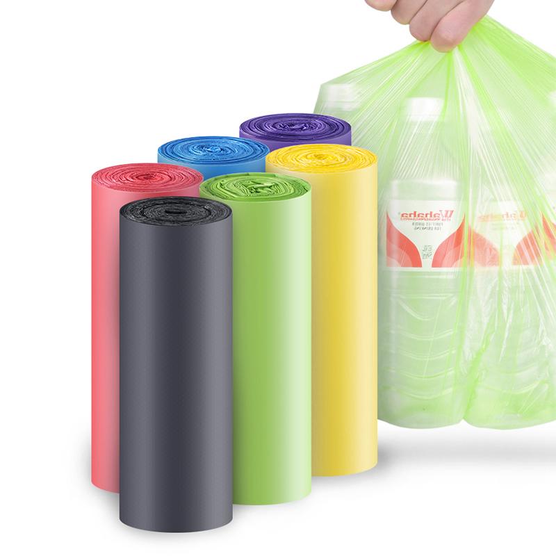家用手提式垃圾袋5卷共100只