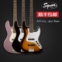 Fender Fanta Squier Electric Bass Jazz Affinity PJ Jazz Начальный бас-музыкальный бас