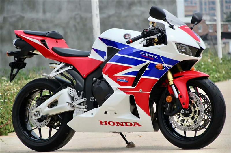 进口本田CBR600大排量重机F5地平线双缸299码趴赛公路赛摩托跑车