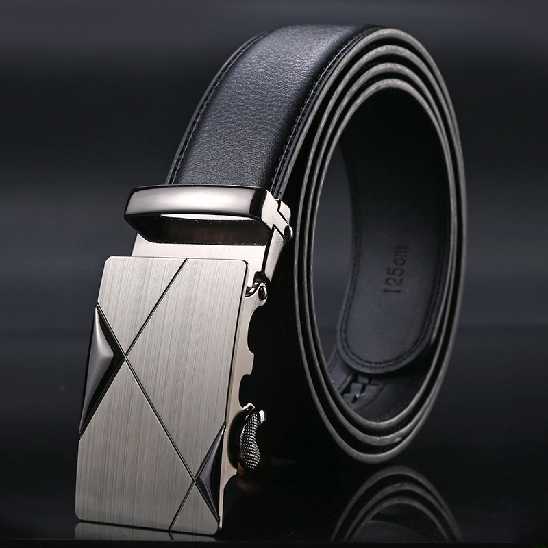 men's fashion % cow genuine leather belts for men high
