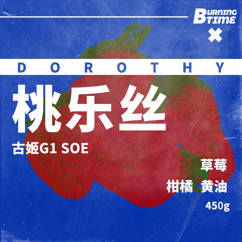 燃时果香SOE埃塞古姬G1日晒新鲜烘焙精品咖啡豆风味美式拿铁450g