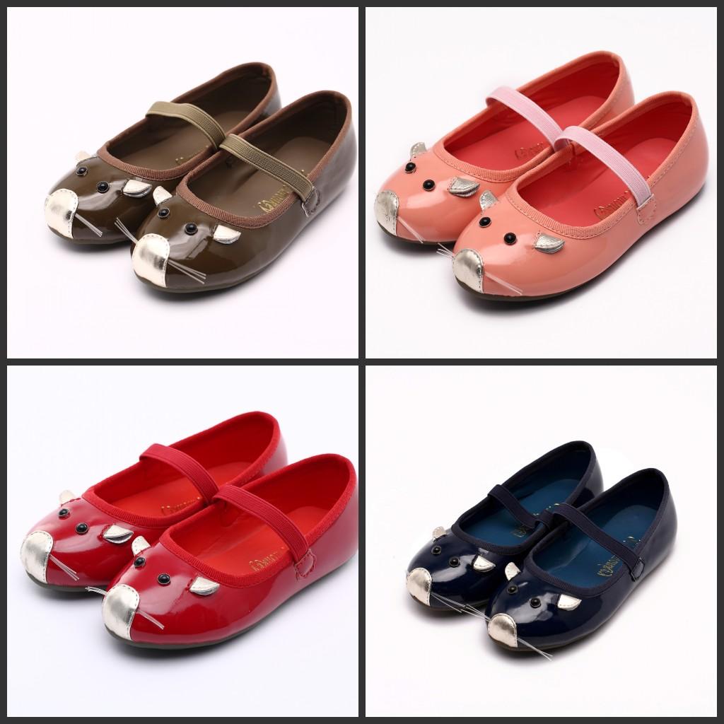 Распродажа специальное предложение качества Детская обувь корейской версии детской обуви детей девочек в Южной Корее внешней торговли весной и осенью мыши обуви принцесса обувь от Kupinatao