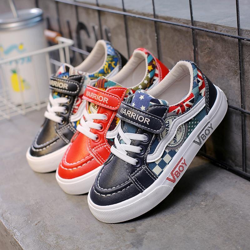 10月21日最新优惠回力童鞋男童2019秋季新款儿童运动鞋韩版女童鞋子透气学生鞋板鞋