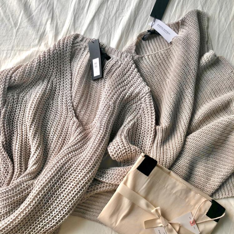 New product original single foreign trade breathable comfortable pure linen thick stick sweater elegant versatile hollow out small sexy sweater