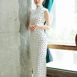 唐之语改良版休闲旗袍少女夏2020中国风时尚气质年轻连衣
