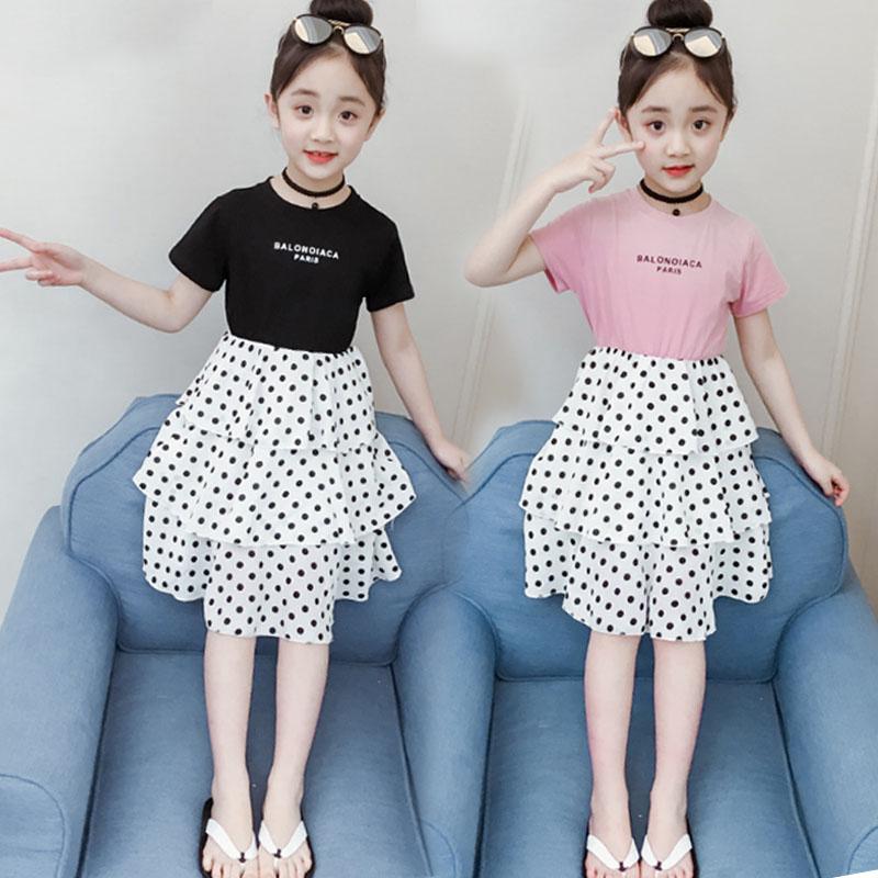 香港代购5女童连衣裙夏装8公主裙