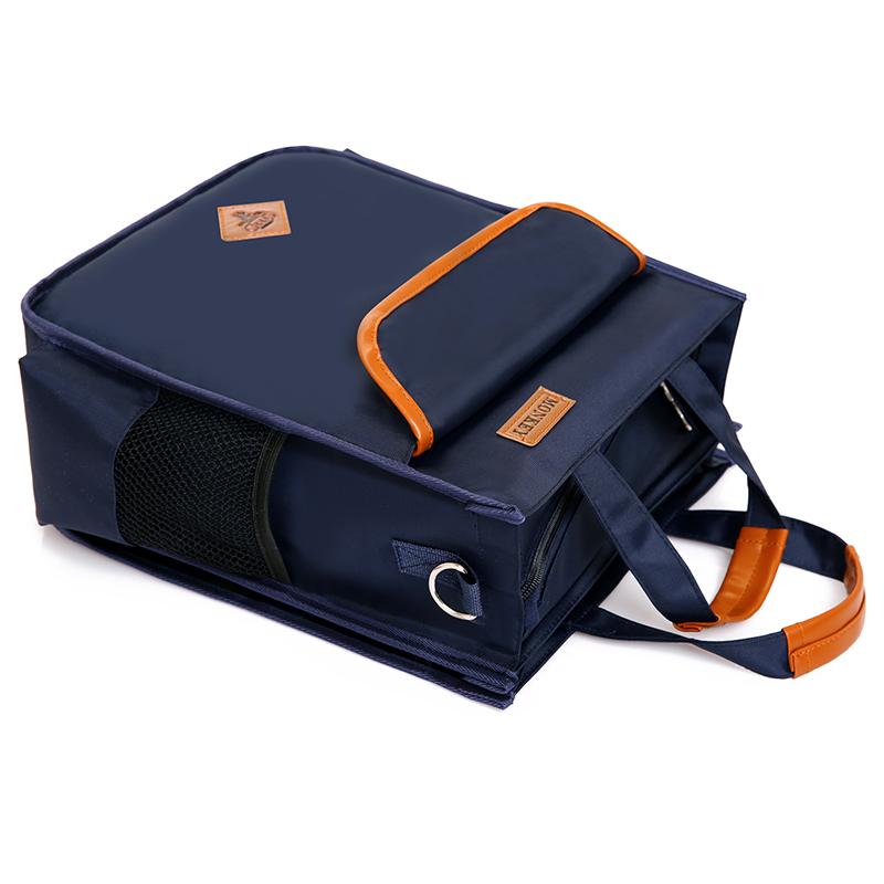 Заполнить исследование небольшие сумки студент портфель ридикюль мужской и женщины ребенок заполнить исследование пакет книга мешок заполнить урок ручная сумку нести изучение сумка