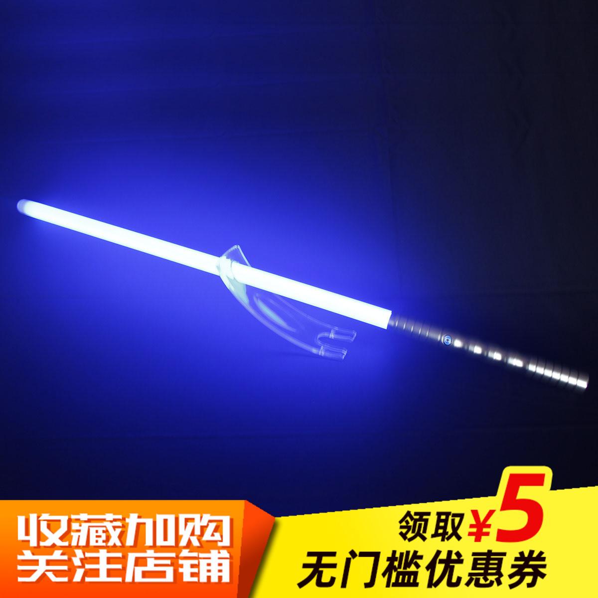 亿达电转剑王光剑星球大战对打光剑成人玩具星战迷金属激光剑