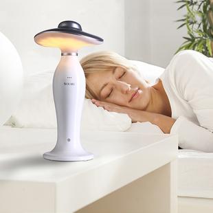 高档商务礼品充电触控床头小夜灯至爱伊丽莎白语音智能控制台灯
