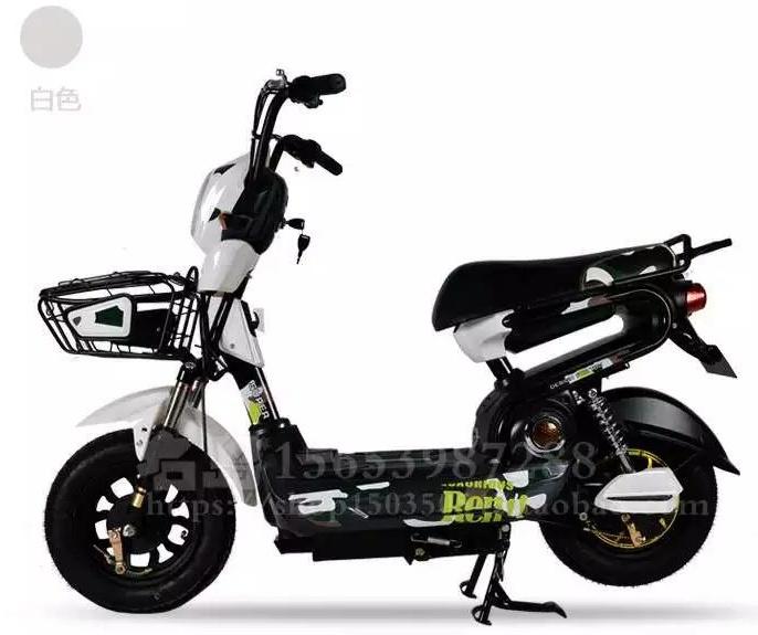 Vélo électrique 48V 14 pouces - Ref 2386221 Image 5