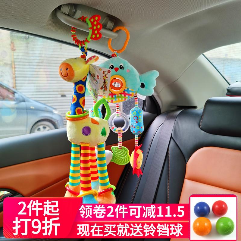 Прикроватные игрушки / Погремушки Артикул 614648891724