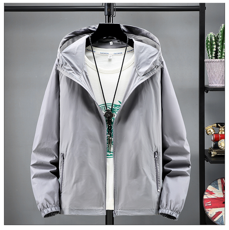 Manufacturer direct selling spring and summer thin jacket mens and womens outdoor skin clothes lovers long sleeve breathable sunscreen windbreaker fishing clothes
