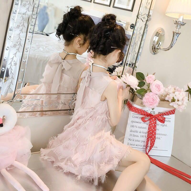 10月30日最新优惠网红女童装洋气夏装2019宝宝裙子
