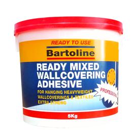 进口糯米胶基膜 墙壁纸胶水贴墙布墙纸修补胶 英国柏宁bartoline