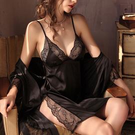 情趣睡衣性感骚挑逗激情内衣套装超骚诱惑变态衣服睡裙免脱床上骚图片
