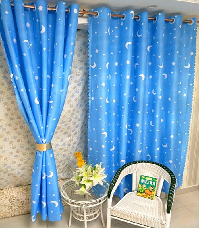 Легко занавес конечный продукт специальное предложение сделанный на заказ аренда дом спальня балкон занавес хлопок материал половина рука пыль ткань зазор