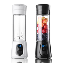 欧诗达便携式榨汁机家用水果小型迷你型电动榨汁杯摇摇杯玻璃杯