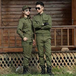 正品特种兵迷彩服套装男军迷工作服装户外军装纯棉军衬野战作训服