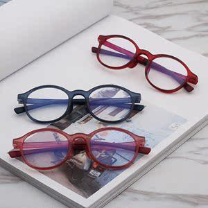 新款防蓝光电脑护目镜 男女装饰搭配无度数平光镜 手机眼镜护眼镜
