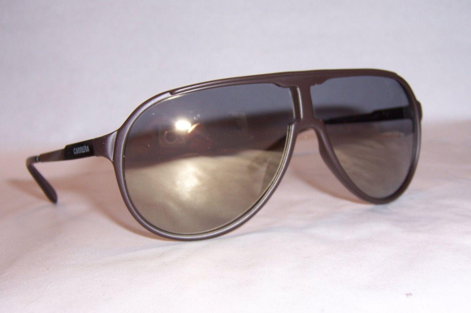 Carrera卡雷拉棕色青铜镜面太阳眼镜墨镜8H7-MV