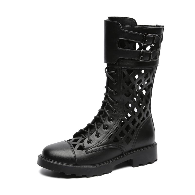 男生穿短款马丁靴怎么搭配:马丁靴配工装裤
