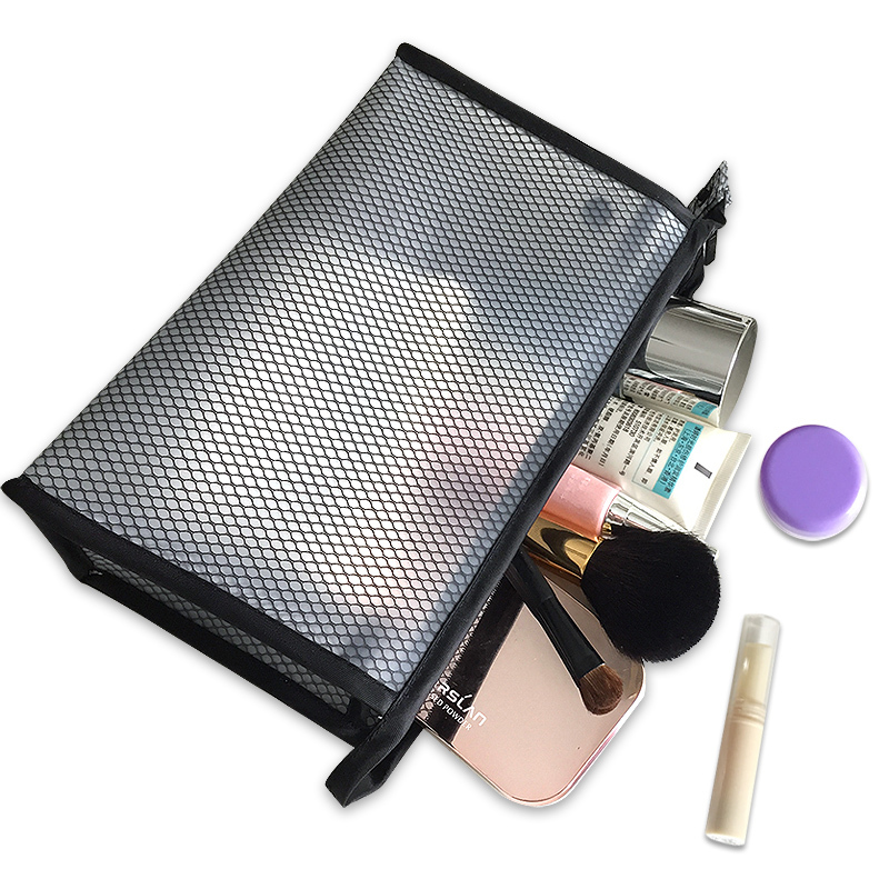 Travel convenience wash bag outdoor transparent make-up bag travel men and women travel supplies storage bag