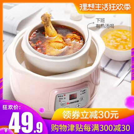 家用迷你燕窝宝宝煮粥煲汤电炖锅