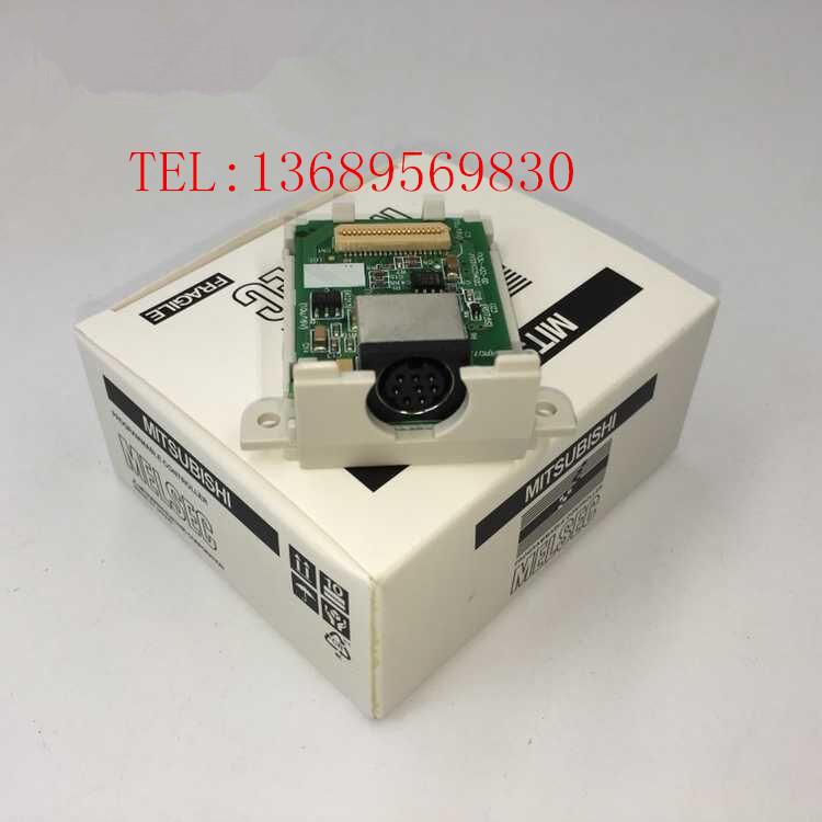 原�b三菱PLC�U展板 FX2N-232-BD 422 485 CNV-BC 8AV  65EC 包�]