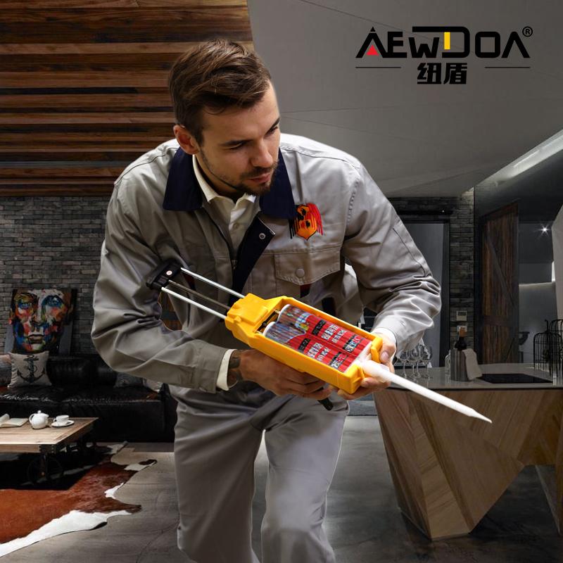 纽盾美缝剂瓷砖地砖专用墙缝隙填充填缝剂家用防水防霉防黑