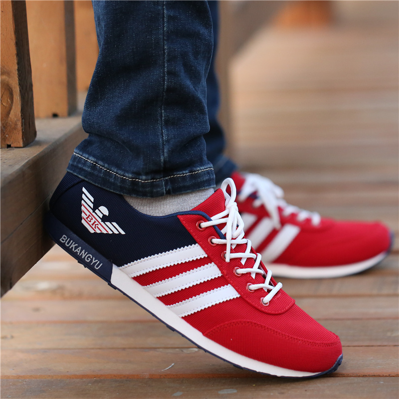 Spring and summer 2020 mens shoes breathable canvas shoes versatile fashion shoes light mesh casual shoes mens deodorant board shoes