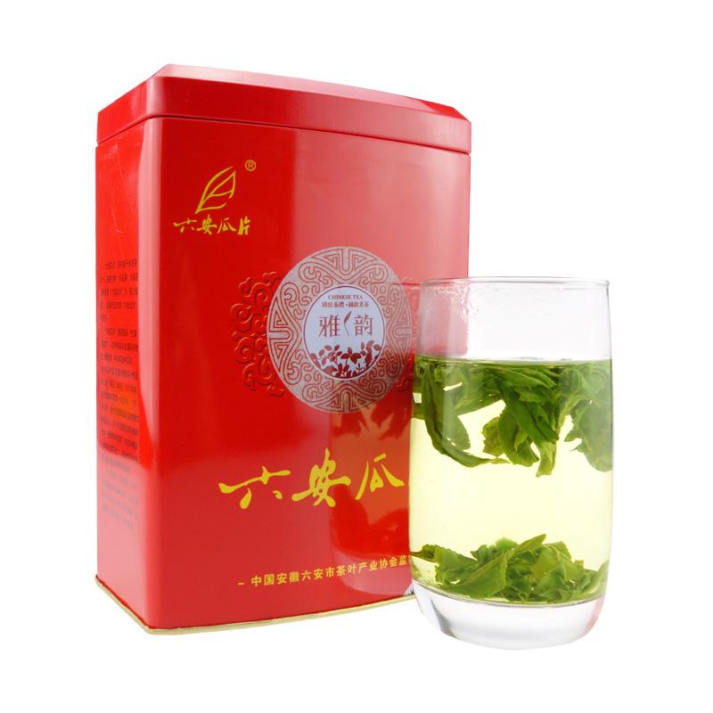 茶叶2018年春茶新茶六安瓜片绿茶250g罐装春茶安徽特产