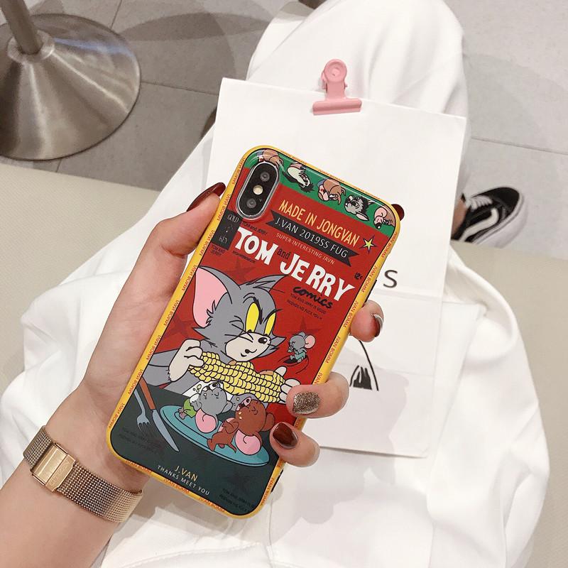 猫和老鼠oppoa9手机壳a7x硅胶a5a3软a79潮a83女k1款k3卡通re券后18.00元