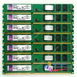 金士顿kingston8G4G DDR3 1333 1600MHz 三代台式机电脑内存条